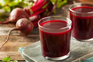Raw Organic Beet Juice