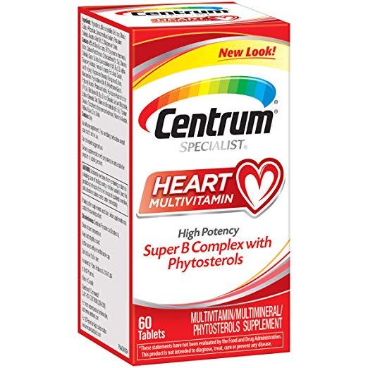 Centrum Specialist Heart Complete Multivitamin