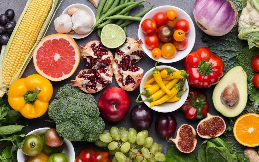 5 Healthy Eating Tips