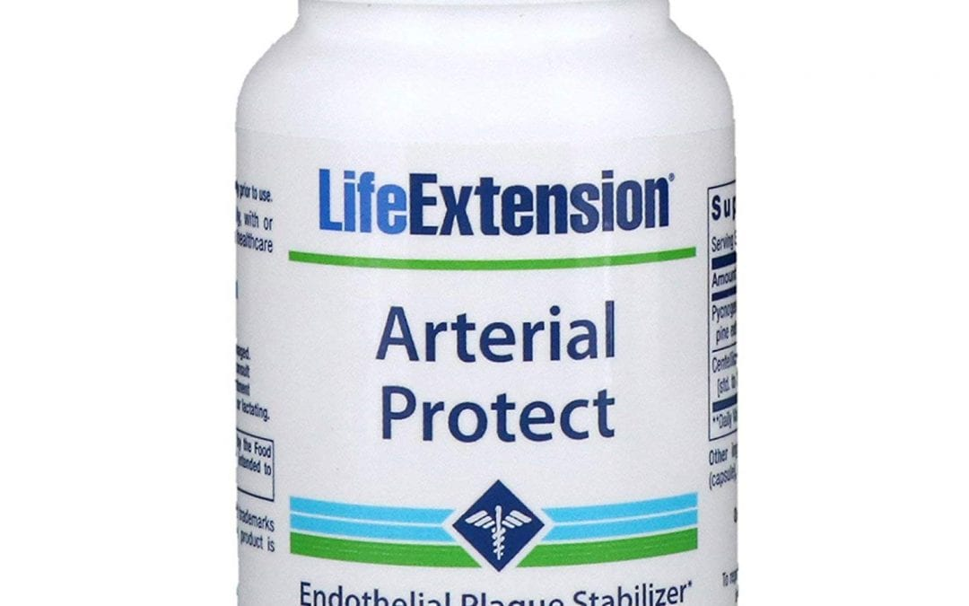 Life Extension Arterial Protect Reviews