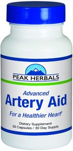 Advanced Artery Aid Reviews