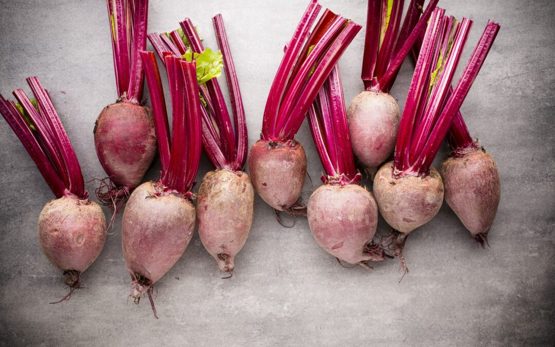 Six Essential Vitamins and Minerals in Beetroot