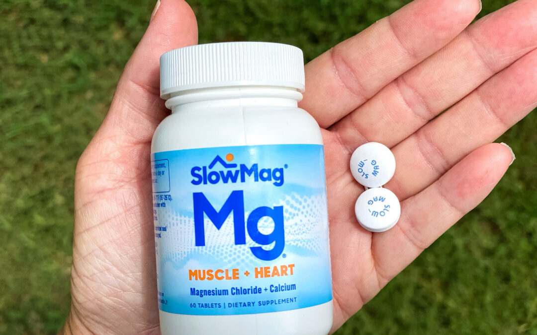 SlowMag Mg Muscle & Heart Reviews