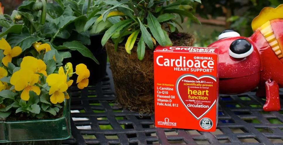 Vitabiotics Cardioace Original Reviews