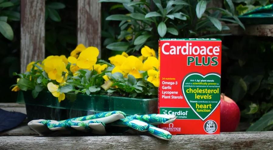 Vitabiotics Cardioace Plus Reviews