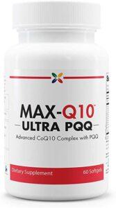 Max-Q10 Ultra PQQ Reviews