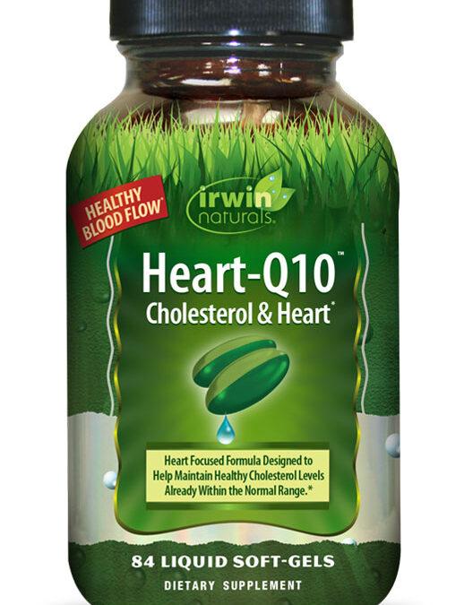 Irwin Naturals Complete Cardio Heart & Cholesterol Health