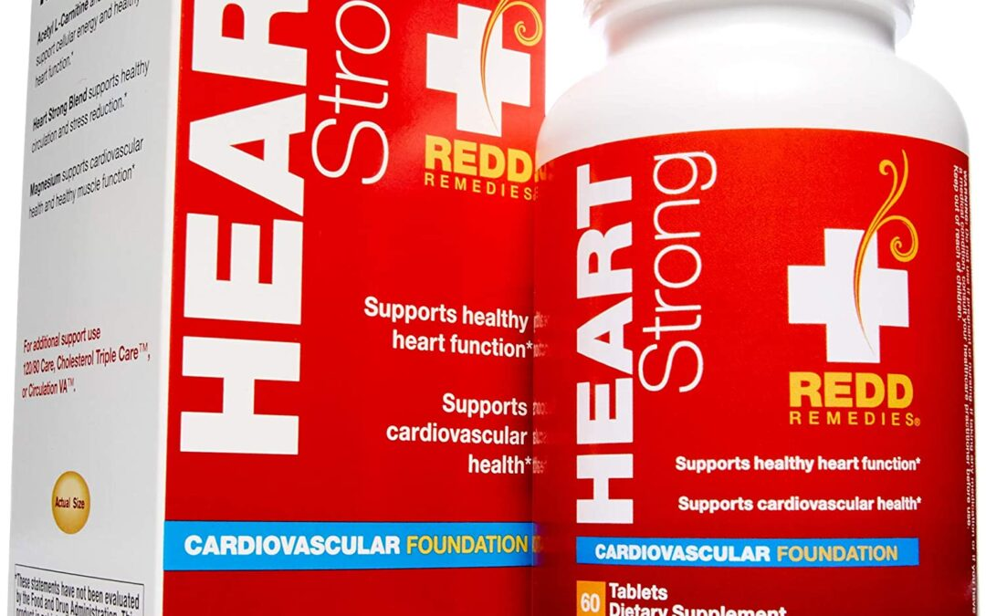 Redd Remedies Heart Strong Reviews