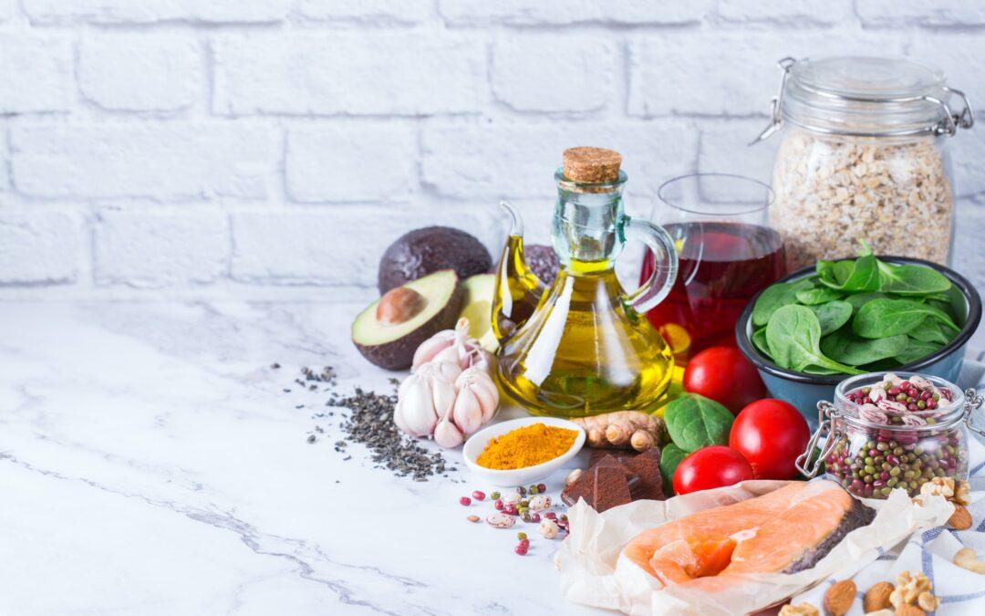 5 Foods that Prevent Heart Disease