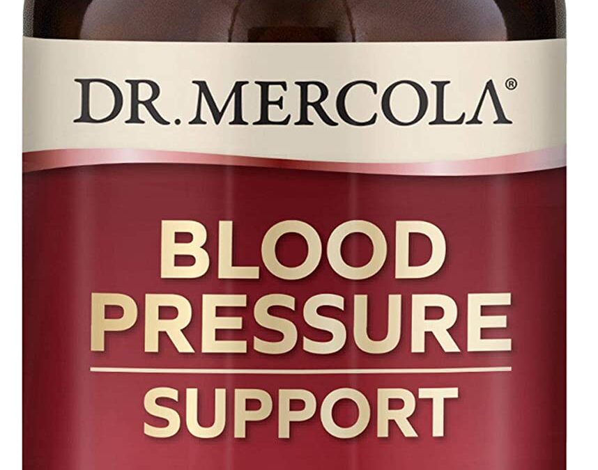 Dr. Mercola Blood Pressure Support Reviews