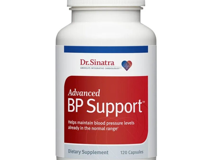 Dr. Sinatra's Advanced BP Support Reviews