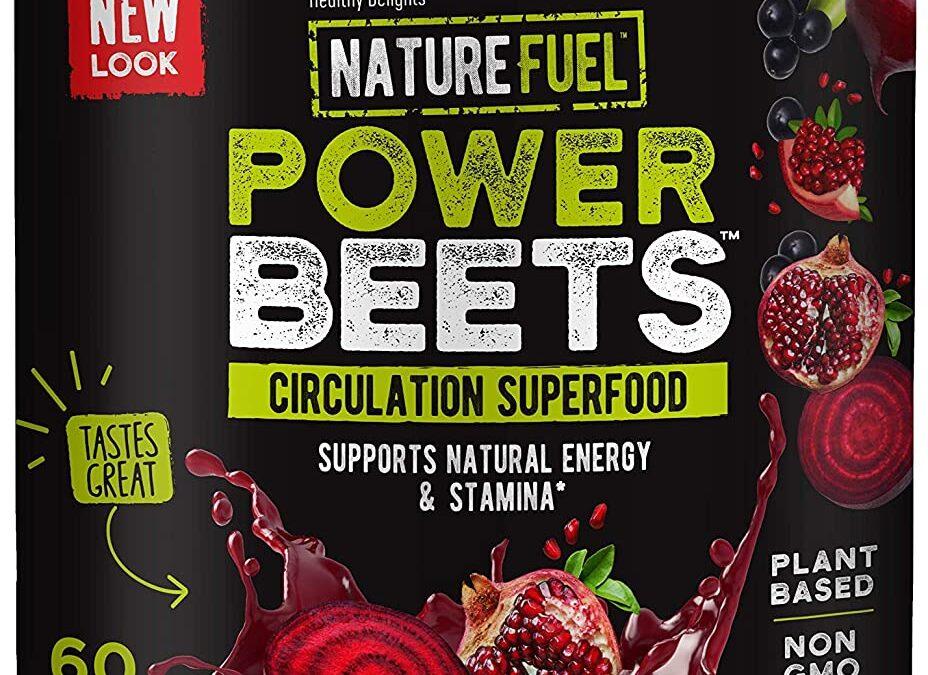 Natural Fuel Power Beets Reviews