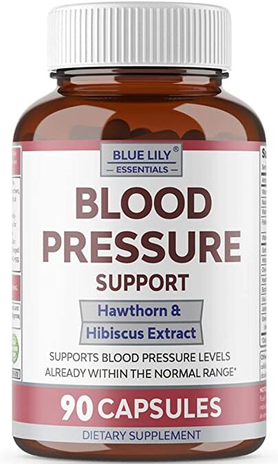 Blue Lily Blood Pressure Support Reviews