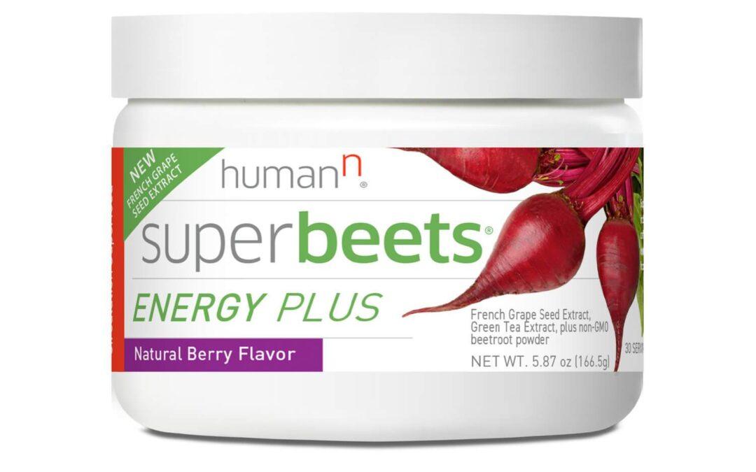 HumanN Superbeets Energy Plus Reviews