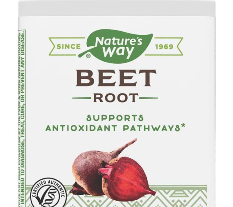 Nature's Way Beet Root Reviews