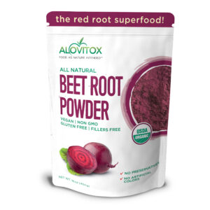 Alovitox Organic Beet Root Powder Reviews