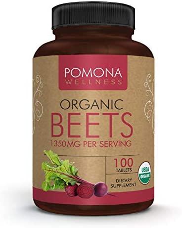 Pomona Wellness Organic Beets Reviews